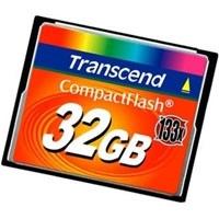 Карта памяти Transcend 32Gb Compact Flash 133x (TS32GCF133). 47401