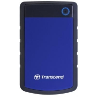 "Внешний жесткий диск 2.5"" 4TB Transcend (TS4TSJ25H3B). 42447"