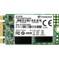 Накопитель SSD Transcend M.2 2242 512GB (TS512GMTS430S). 42338