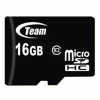 Карта памяти Team 16GB microSD class 10 (TUSDH16GCL1002). 47402