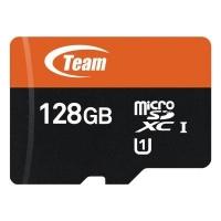 Карта памяти Team 128GB microSDXC Class 10 UHS-I (TUSDX128GUHS03). 44754