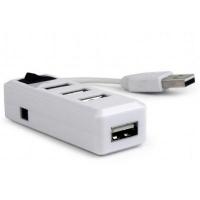 Концентратор 4 port USB 2.0 Gembird (UHB-U2P4-21). 41789