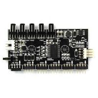 Контроллер вентилятора GAMEMAX V1.4 PWM HUB. 41768