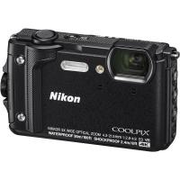 Цифровой фотоаппарат Nikon Coolpix W300 Black (VQA070E1). 47410