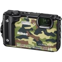 Цифровой фотоаппарат Nikon Coolpix W300 Camouflage (VQA073E1). 47413