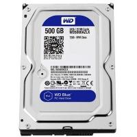 """Жесткий диск 3.5""""  500Gb Western Digital (#WD5000AZLX-FR#). 47822"""