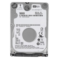 "Жесткий диск для ноутбука Western Digital 2.5"" 500GB (# WD5000LUCT-FR#). 42476"