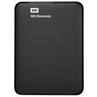 "Внешний жесткий диск 2.5"" 1TB WD (WDBUZG0010BBK-WESN). 42425"