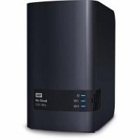 """Сетевое хранилище NAS 3.5"""" 0-16TB WD (WDBVBZ0000NCH-EESN). 44118"""