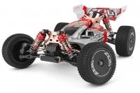 Машинка на радиоуправлении вездеход модель 1:14 багги WL Toys 144001 4WD (красный) 29662