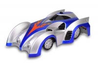 Машинка ездит по стенам на радиоуправлении Wowitoys (синий) 30015