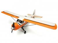 Самолёт бесколлекторный со стабилизацией 4-к на радиоуправлении 2.4GHz XK A600 DHC-2 Beaver 570мм RTF 30118
