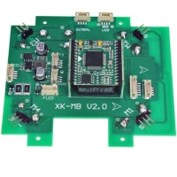 Центральная плата XK X380 (XK.380.015). 30745