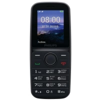Мобильный телефон Philips Xenium E109 Black. 45336