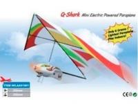 Самолёт игрушка (дельтаплан) электромоторный ZT Model Q-Shark 250мм 29901