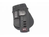 Кобура Fobus для Glock-17/19 с поясным фиксатором. 23702325