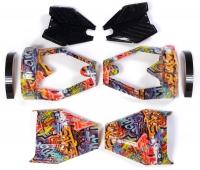 Корпус для гироборда 8 дюймов Lux Hip-hop Miami (Хип-Хоп Оранжевый). 31281