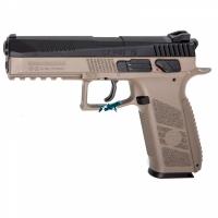Пистолет пневматический ASG CZ P-09 Pellet DT-FDE Blowback. 23702877