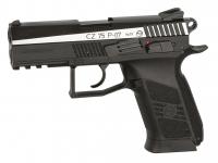 Пистолет пневматический ASG CZ 75 P-07 Duty Blowback. Корпус - металл. 23702518