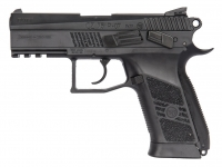 Пистолет пневматический ASG CZ 75 P-07 Duty Blowback. Корпус - металл. 23702520