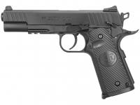 Пистолет пневматический ASG STI Duty One Blowback. Корпус - металл. 23702504