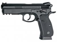 Пистолет пневматический ASG CZ SP-01 Shadow. Корпус - металл/пластик. 23702555