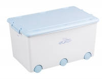 Ящик для игрушек Tega Little Bunnies KR-010 103 white. 34870