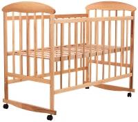 Кровать Наталка ОС  ольха светлая. 34118