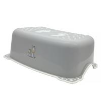 Подставка Maltex ZEBRA 6913 нескользящая  grey with white rubbers. 34614