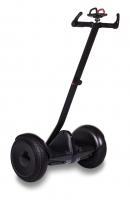 """Гироскутер с ручкой для детей и взрослых Monorim M1Robot Ninebot mini 10,5"""" (Music Edition) - Hand Drive PRO Black (Черный). 31169"""