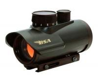 Прицел коллиматорный BSA-Optics Red Dot RD30. 21920207