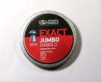 Пули пневматические (для воздушки) 5,5мм 1,03г (250шт) JSB Exact Jumbo. 14530548