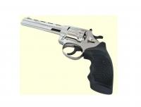 Револьвер под патрон Флобера Alfa mod.461 никель/пластик. 14310053