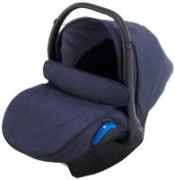 Автокресло детское Adamex Kite F9 темно-синий. 30871