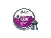Пули пневматические (для воздушки) 4,5мм 0,535г (500шт) JSB Diabolo Straton. 14530511