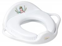 Накладка на унитаз Tega Wild & Free Unicorn DZ-020 мягкая 103 white. 34477