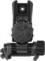 Целик складной Magpul MBUS Pro LR Sight регулируемый черный. 36830145