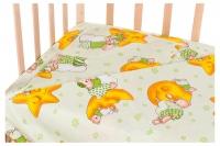Сменный комплект Qvatro Gold SG-03 рисунок  салатовая (мишки спят, месяц). 34718