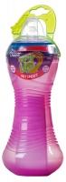Поилка Tommee Tippee Tip it UP от 12-ти мес.(450ml)  голубой, розовый и салатовый. 34650