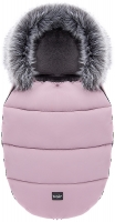 Зимний детский конверт Bair Polar Plus  розовый (пудра). 31346