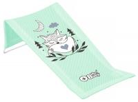 Горка для купания Tega Little Fox (Plus Baby) PB-LIS-026 (сетка) 105 light green. 33143