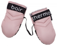 Рукавицы для коляски Bair Thermo Mittens  розовый пудра. 34669