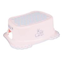Подставка Tega Little Bunnies KR-006 нескользящая 104 light pink. 34625