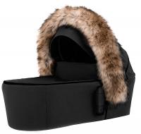 Мех для капюшона Bair Hood Fur  brown (коричневый). 34323