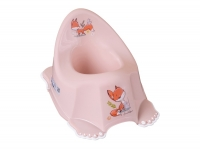 Горшок Tega Forest Fairytale FF-001 нескользящий 107 light pink. 33328