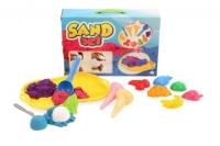 """Набор кинетического песка с формочками """"Sand Set"""" Технок. 39448"""