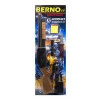 """Дробовик """"Berno"""" с мягкими патронами и аксессуарами Golden Gun. 36877"""