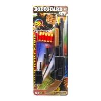 """Набор """"Bodyguard"""" с дробовиком Golden Gun. 36883"""