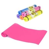 Коврик для йоги, 4 мм (розовый) JIADIHONG. 36186