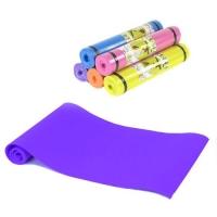 Коврик для йоги, 4 мм (фиолетовый) JIADIHONG. 36190